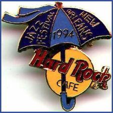 Hard Rock Cafe NEW ORLEANS 1994 JAZZ Festival Umbrella PIN