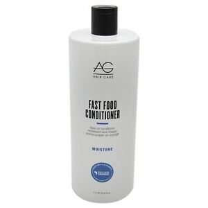 AG Hair Care Moisture Fast Food Leave on Conditioner 33.8 oz.