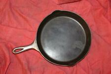 Scarce #9 National Cast Iron Skillet W/Smoke Ring