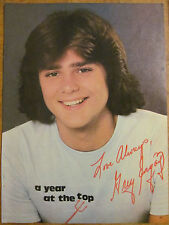Greg Evigan, BJ and the Bear, Full Page Vintage Pinup, Jimmy McNichol