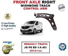 ESSIEU AVANT INFÉRIEUR DROIT Bras de suspension pour Renault Trafic JG FG EG 1.6