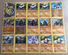 Pokemon: 60 cards Carbink Break/Regirock/Gigalith/Golurk Pokemon Deck *HOT*