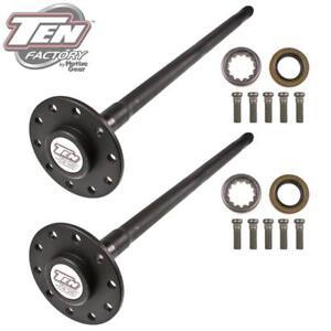 TEN Factory Axle Shaft Assembly MG22109;