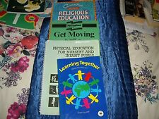 CURRICULUM BANK RE.LEARNING TOGETHER/1ST BIBLE STORY BK PE BKS X2