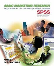 Basic Marketing Research : Application to Contemporary Issues with Spss