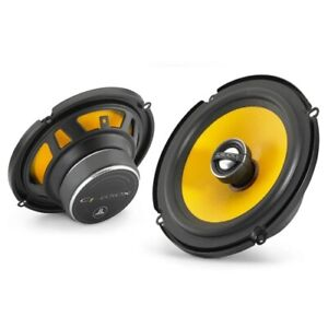 "JL Audio C1-650X 6.5"" Coaxial Speakers"