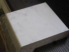2x Werzalit Fensterbank marmor Laminat Innenfensterbank Restposten Holz 174x15cm