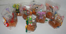 Space Jam Characters 1996 McDonald's Happy Meal Toys Full set of 8 New in Pkg