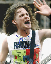 METALLICA GUITARIST JASON NEWSTED HAND SIGNED AUTHENTIC 8X10 PHOTO w/COA RELOAD