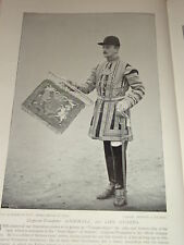1896 CORPORAL TRUMPETER GOODHALL 2ND LIFE GUARDS  ARMY