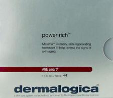 Dermalogica Age Smart Power Rich 5 Tubes X 10ml Each = (50ml)1.6oz  Brand New