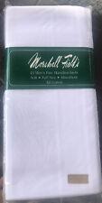 Vtg 13 White Handkerchiefs Marshall Fields Cotton Style 126013 Dayton Hudson