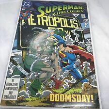 Superman in Action comics (Dec 1992)  #684 Doomsday