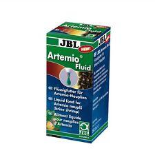 JBL Artemiofluid 50ml - Artemio Fluid Flüssigfutter pour Nauplii D'Artemia