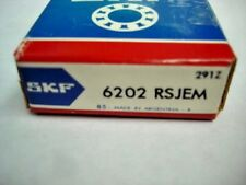 SKF Bearing 6202 RSJEM NIB