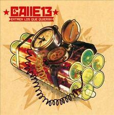 Calle 13-Entren Los Que Quieran CD NEW