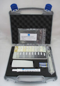 Bao-Service-Koffer Hartwachs Grau Kunststoffkoffer - 1 Reparatur-Koffer