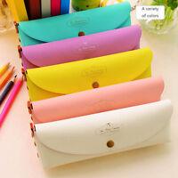 Fashion Portable Makeup Cosmetic Bag Brush Pen Pencil Case Organizer Pouch Box