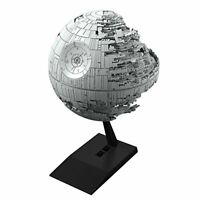 Bandai Vehicle Model 013 Star Wars Death Star II Mini Plastic Model New 2018