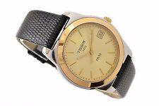Vintage 1853 Tissot PR50 Acero Inoxidable Cuarzo Reloj para hombre 1256