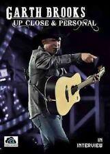 NEW Garth Brooks Up Close & Personal (DVD)