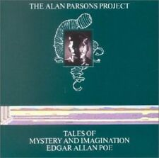 Alan Parsons Project - CD - Tales of mystery and imagination Edgar Allen Poe ...