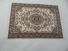 "4""x6"" #99  Dollhouse Miniature 1:12 Scale Floor Carpet  Woven Area Rug"