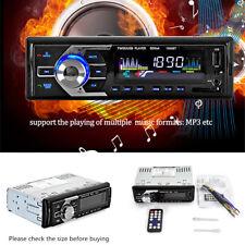 Pantalla 1DIN Bluetooth MP3 coche reproductor de sonido FM/SD/USB/AUX Audio Estéreo Manos Libres