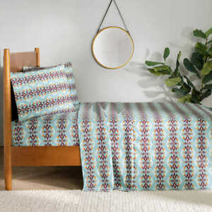 Pendleton 4-piece Flannel Sheet Set - AVRA VALLEY (Select Size: Twin-Cal King)