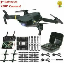 Drone X Pro Foldable Quadcopter WiFi FPV With 1080p HD Camera 3 Extra Batteries5
