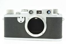 Leica IIf Red Dial 35mm Rangefinder Camera (Body Only) *SERVICED BY YYE*  #P6190
