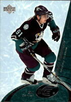 2003-04 Upper Deck Ice Hockey Cards Pick From List
