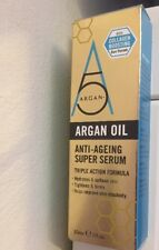 Argan5 Argan Oil Anti-Ageing Super Serum 30ml