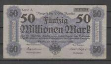 Apolda  -  Stadt  -  50 Millionen Mark  -  Serie A   -   (AB)