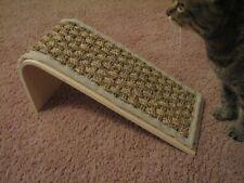 Cat Scratching Slanted Board