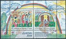 SERBIA & MONTENEGRO 2006 SG MS204 Europa Set Mint MNH Mini Sheet