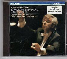 (ES911) Brahms: Symphonies [Disc 4] - 1987 CD
