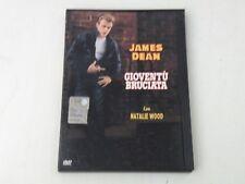 GIOVENTU' BRUCIATA - JAMES DEAN - DVD ZONA 2 PAL - OTTIME CONDIZIONI -D1