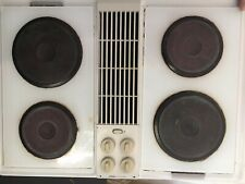 New listing Jenn-Air Cooktop with Downdraft 30 in Electric Cooktop