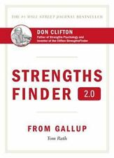 Strengths Finder 2.0 by Tom Rath (2007, Hardcover)