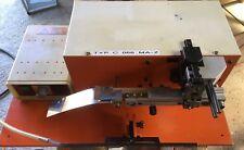 Streckfuss Burst&Zick C066 MA  elektr Schneidegerät radial gegurtete Bauteile
