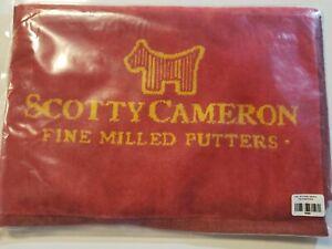 Scotty Cameron Towel Rare