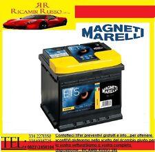 BATTERIA AUTO MAGNETI MARELLI 62AH 12V POSITIVO DX 540A (EN) RIF.ETS62ND