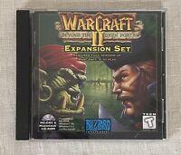 1996 Warcraft 2: Beyond The Dark Portal: Expansion Set - PC CD-Rom - GUVC