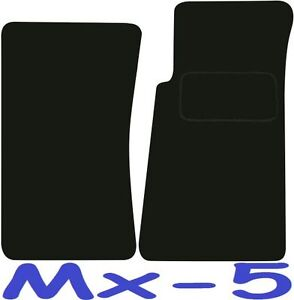 Mazda Mx5 MK1 DELUXE QUALITY Tailored mats 1989 1990 1991 1992 1993 1994 1995 19