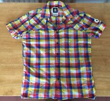 G-Star Cotton Check No Casual Shirts & Tops for Men