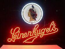"""New Wisconsin Leinenkugels Beer Neon Light Sign 20""""x16"""""""