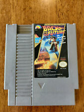 Back to the Future (Nintendo Entertainment System, 1989) NES AUTHENTIC MAIL TOMO