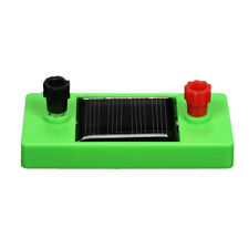 Solar Panel Physical Science Experiment Tools Teaching Toy