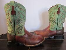 $265 ARIAT MEN'S COBALT XR PRO Leather Western Work Boots 38594 SIZE 7.5 D (B04)